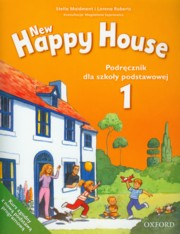 New Happy House 1 Podr�cznik, Maidment Stella, Roberts Lorena