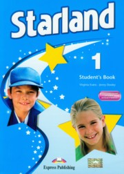 Starland 1 Student's Book with CD, Evans Virginia, Dooley Jenny