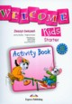 Welcome Kids Starter Activity Book Szko�a podstawowa, Dooley Jenny, Evans Virginia
